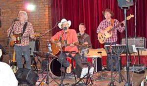 Country Band El Paso