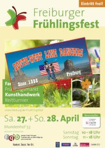Freiburger Frühlingsfest am 27.+28. April 2019