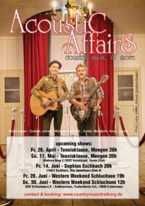 Acoustic Affairs - Country Music & more